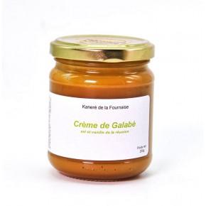 Crème de Galabe Sel et Vanille de la Réunion
