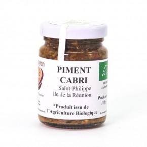 Piment Cabri Vert Bio