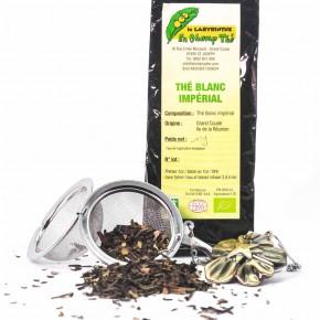 Thé blanc Impérial Bio Réunion