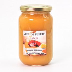 Miel de Fleurs de La Réunion - Letchi