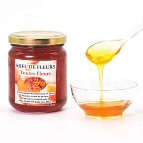 Miel de Fleurs de La Réunion - Toutes fleurs
