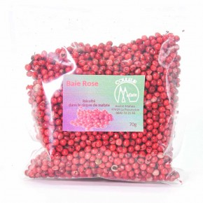 baie rose reunion sachet
