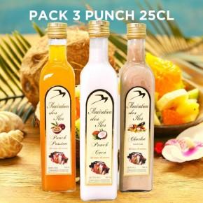 Pack punch artisanal La Réunion