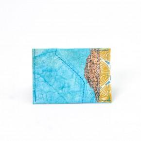 Porte-cartes en cuir végétal Peau de chouchou