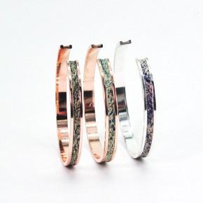 Bracelet Jonc - largeur 0.6cm - Lafécafé