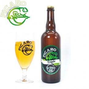Bière Picaro Triple 75cl