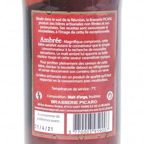 Bière Ambrée Picaro
