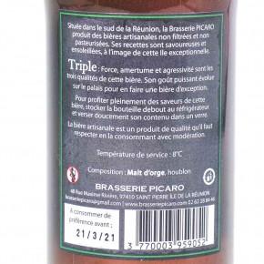 Bière Triple Picaro