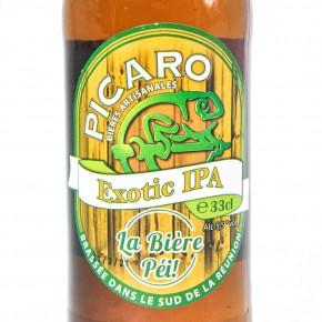 Bière Exotic IPA Picaro