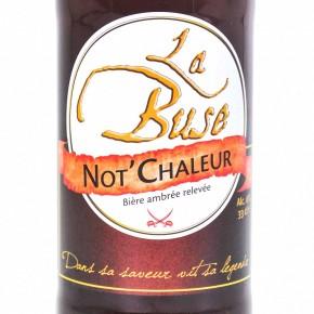 Bière Not Chaleur La Buse