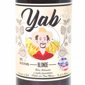 Bière Blonde Yab