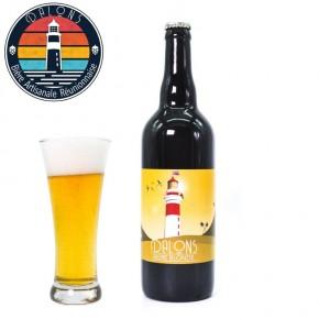 Bière Blonde Dalons 75CL
