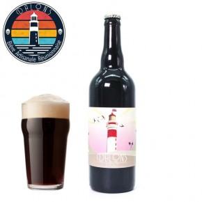 Bière Stout Dalons 75CL