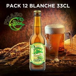 Pack Picaro Blanche - 12 bières