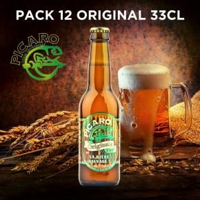 Pack Picaro Originale - 12 bières