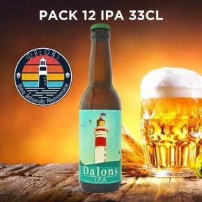 Pack Dalons IPA - 12 bières