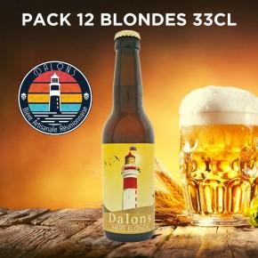 Pack Dalons Blonde - 12 bières