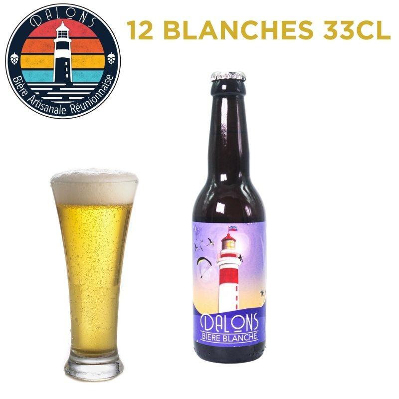Pack Dalons Blanche - 12 bières