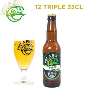 Pack Picaro Tripel - 12 bières