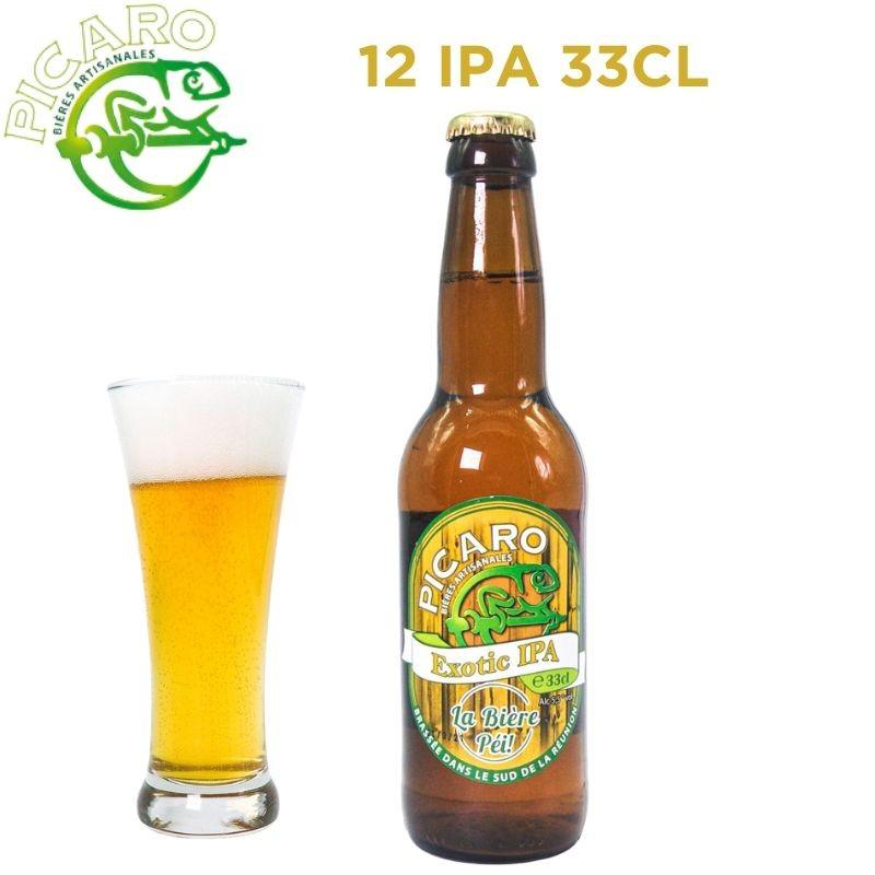 Pack Picaro IPA - 12 bières