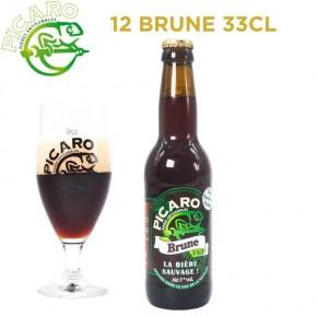 Pack Picaro Brune - 12 bières