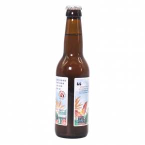 biere blanche letchi Dalons