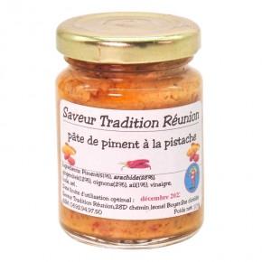 Pâte de piment Réunion - Piment -...