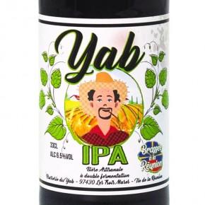bière IPA yab