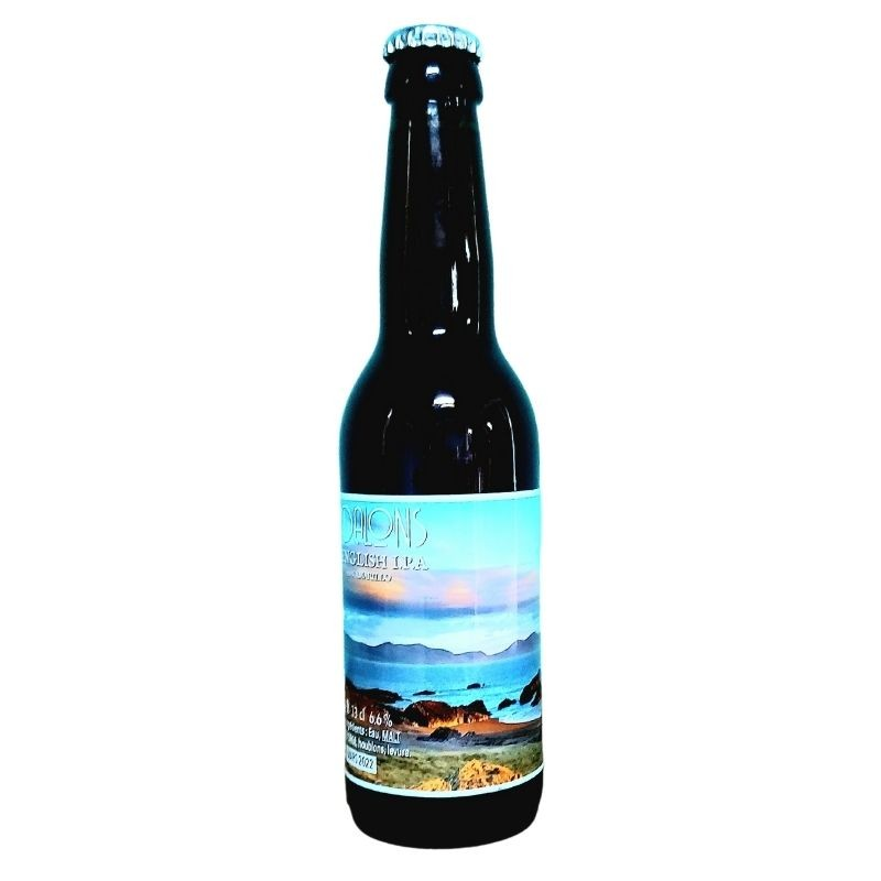 Bière english IPA Dalons