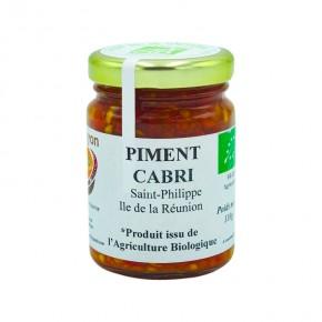 Piment Cabri Rouge Bio