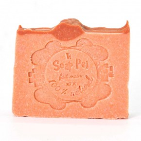 Savon naturel artisanal Bio - 100% Naturel - Ti Soap Pei