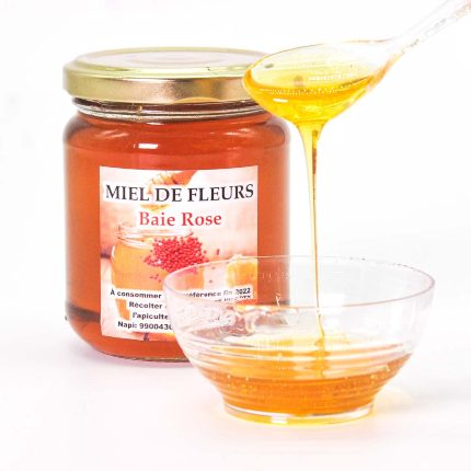 Miel de La Réunion