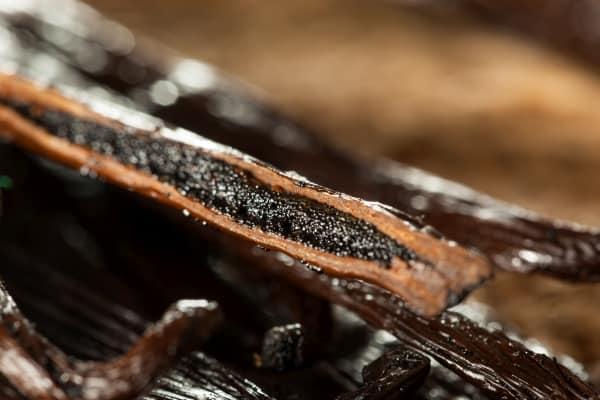Gousses de vanille bourbon La Réunion
