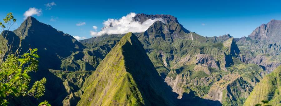 Top 5 des lieux incontournables de la Réunion